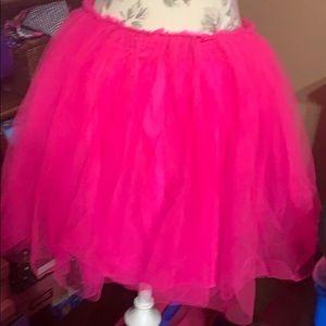 Vibrant Pink Tutu